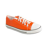 Romanfox-Orange-casual-sneaker-shoes-One Year Exchange Warranty, orange, 10