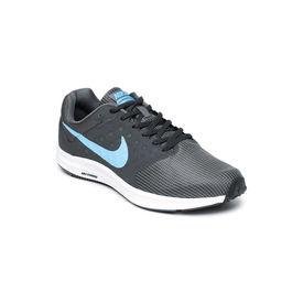 Nike Downshifter 7, dark grey blue fure, 7