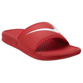 Nike Benassi swoosh, red, 6