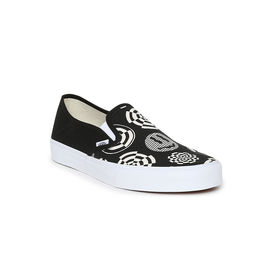 Vans Slip on sf Sneaker shoes(VN0A38DEN3H1), goodall black, 7