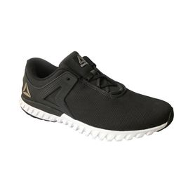 Reebok glide runner Sport shoes, coal black metsil wh, 10