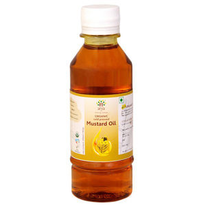 Mustard Oil, 200 ml