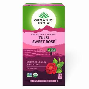 Sweet Rose Tea