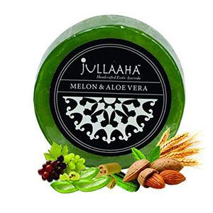 Melon & Alor Vera Soap, 100 gms