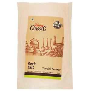 Rock Salt, 500 gms