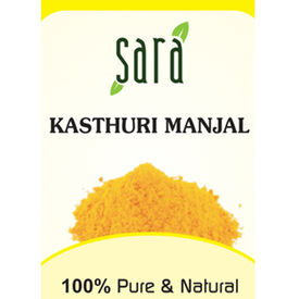 Sa Kasturi Manjal, 50 gms