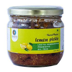 Lemon Pickle, 250 gms