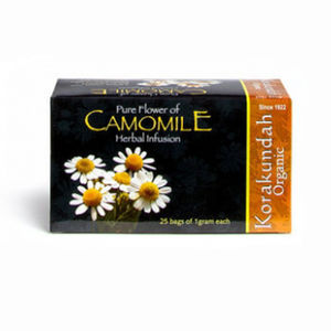 Camomile, 25 bags