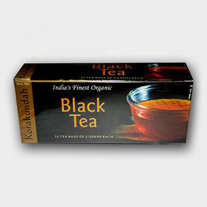 Black Tea, 25 bags