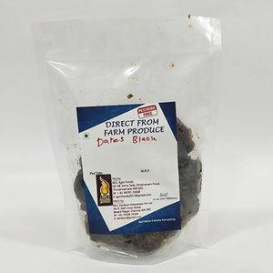 Dates Black, 250 grams
