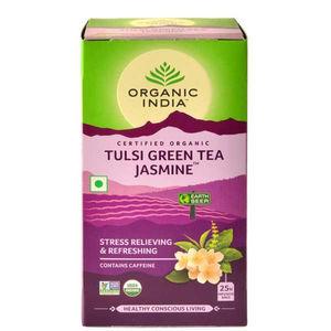 Tulsi Tea - Jasmine Green, 18 bags