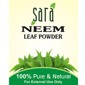 Sa Neem Leaf Powder, 50 gms