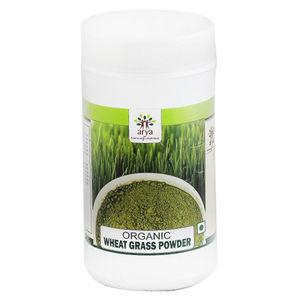 Wheat Grass Powder, 100 gms