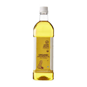 Groundnut Oil, 1 lit