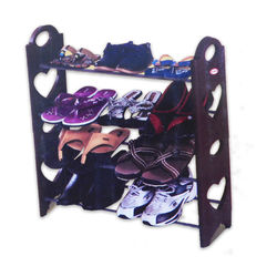 Shoe Shelf, single piece
