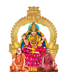 Sri Saradha matha, 12 inches