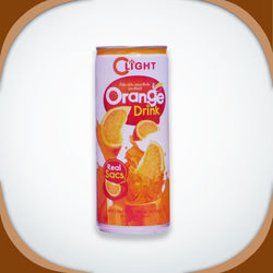 C-Light Orange Drink
