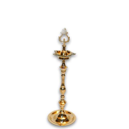 Brass Lamp (Height-20.5  , Weight-900)
