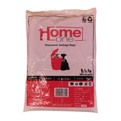 Home One Disposable Garbage Bags, 1 bag