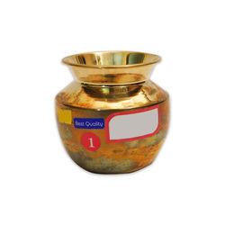 Brass Lota or Chombu (Weight- 230 Grms)