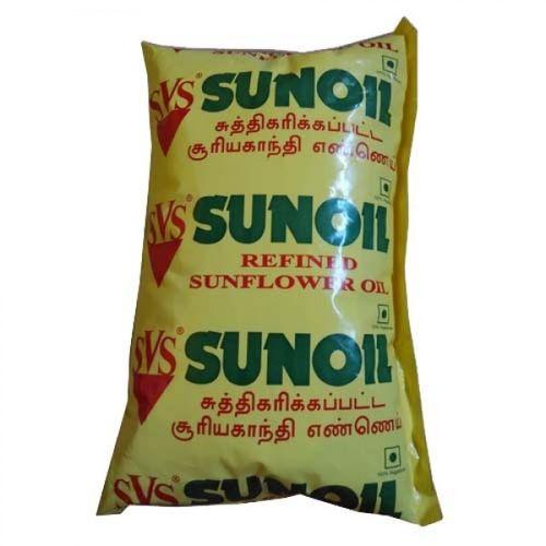 SVS Sunflower oil, 1 ltr