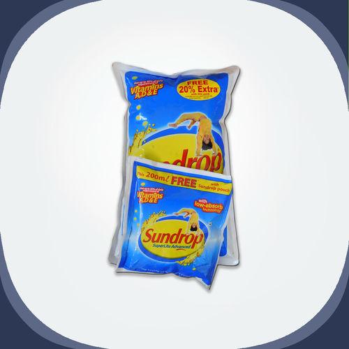 Sundrop sunflower oil, 1 ltr