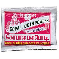 Gopal Tooth Powder, 15 g