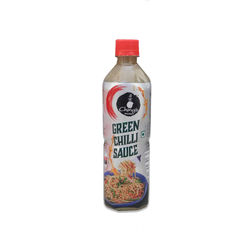 Green Chilli Sauce, 680 grms