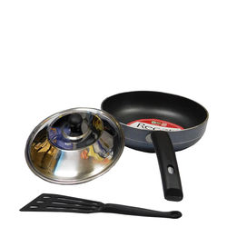 Fry Pan with Lid, 275