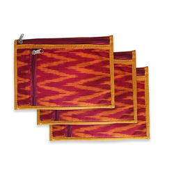 Ladies Hand purse kalamkari