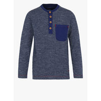 Allen Solly Junior T-Shirt,  navy blue, 13-14 y
