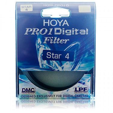 Hoya PRO1D STAR4 52mm Filter