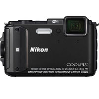 Nikon Coolpix AW130, black