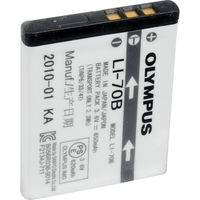 Olympus LI-70B Rechargeable Li-Ion Battery