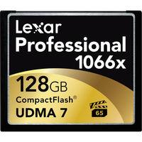 Lexar PRO CF 128GB 1066X Memory Card