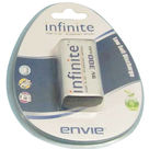Envie Infinite Ready to Use & Rechargeable 9V Battery