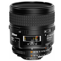 Nikon AF MICRO 60mm F2.8D Lens