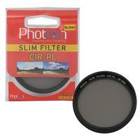 Photron CIR-PL 58mm CPL Filter, Slim
