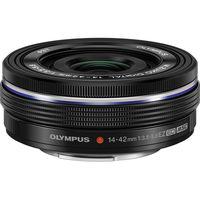Olympus M. Zuiko Digital ED 14-42mm F3.5-5.6 EZ Lens
