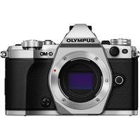 Olympus OMD EM-5 Mark II (Body) with 8GB Card, silver