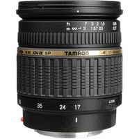 Tamron A16 SP AF 17-50mm F/2.8 Di II LD Aspherical (IF) Lens for Nikon