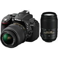Nikon D5300 (18-55mm VRII+ 55-200mm VRII) DSLR Kit