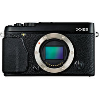 Fujifilm X-E2 (Body) Mirrorless Camera