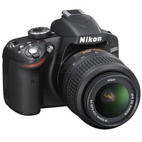 Nikon D3200 (18-55mm VR II) DSLR Kit