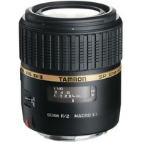 Tamron G005 SP AF 60mm F/2 Di II LD (IF) 1: 1 Lens for Sony