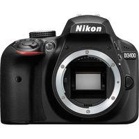 Nikon D3400 (DSLR Body)