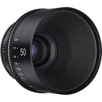 Xeen 50mm T1.5 Lens for Canon EF Mount