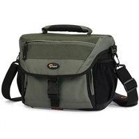 Lowepro Nova 180 AW Shoulder Bag, chestnut brown