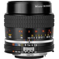 Nikon MICRO NIKKOR AIS 55mm F2.8 Lens