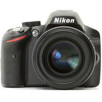 Nikon D3200 (18-105mm VR) DSLR Kit